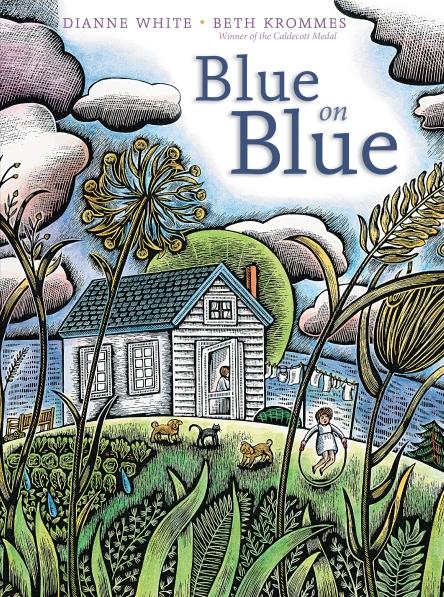 BlueonBluecover